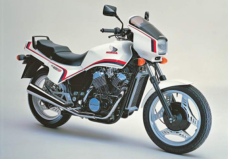 Honda NV400SP