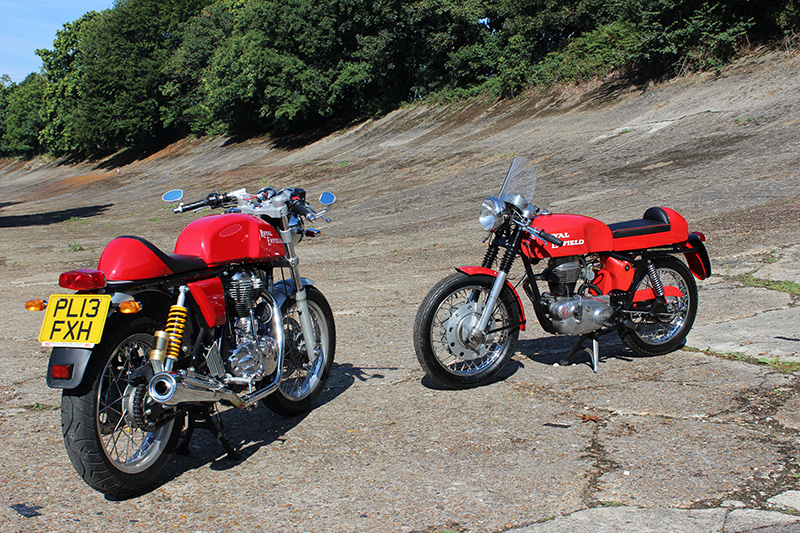 royal enfield continental gt
